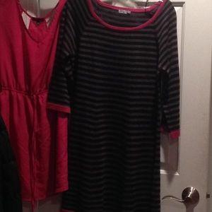 Eliza J. Dress XL 38bust 36L 3/4 sleeve